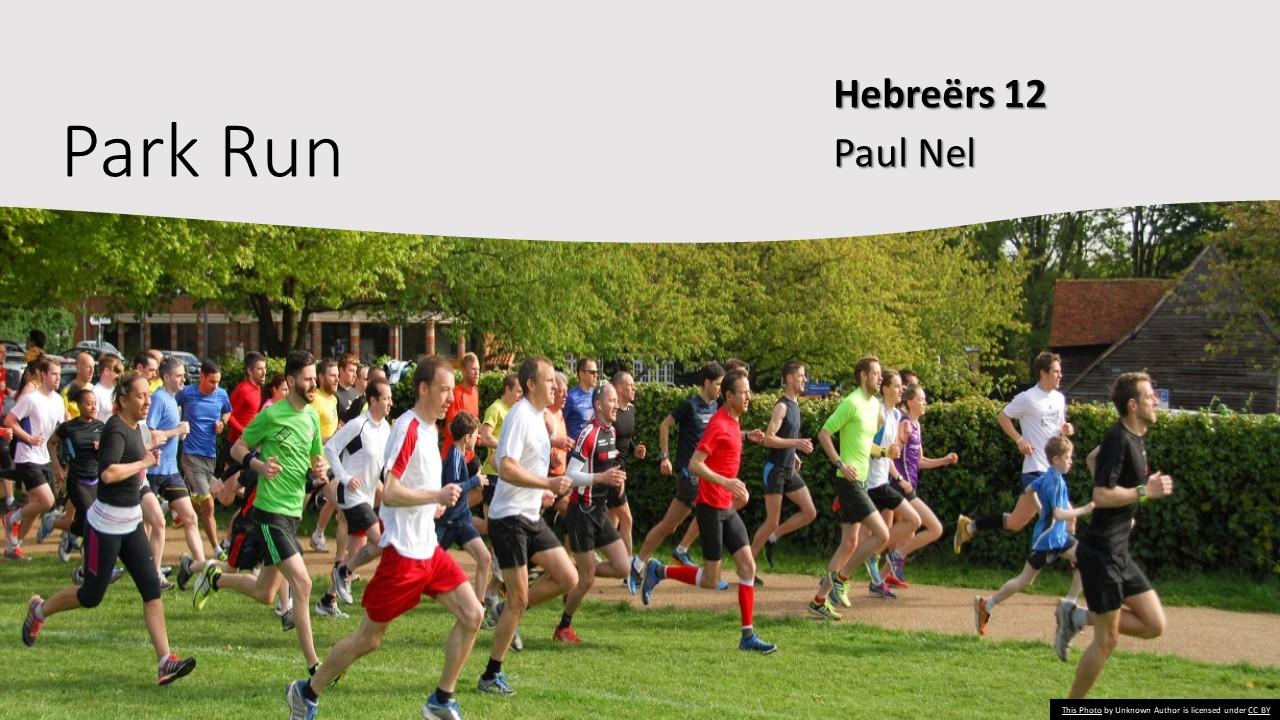 Park Run – Paul Nel